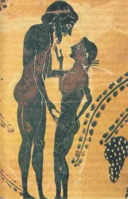 Вообще, фаллическая символика встречается в древних культурах гораздо